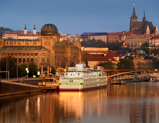 Botel albatros prague prague hotels for Hotel reservation in prague