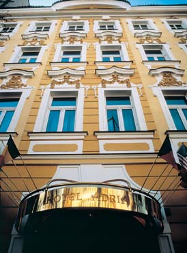 Hotel adria prague prague hotels online for Hotel reservation in prague