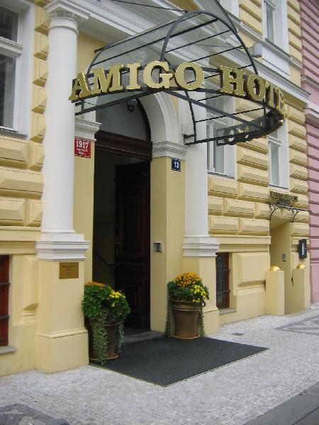 Hotel amigo prague prague hotels online for Hotel reservation in prague