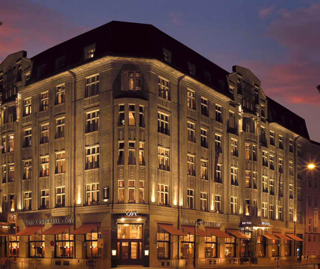 Hotel imperial prague prague hotels for Hotel reservation in prague