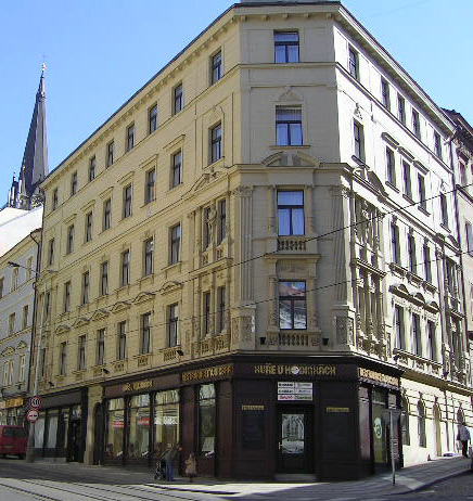 Hotel victoria prague prague hotels for Hotel reservation in prague
