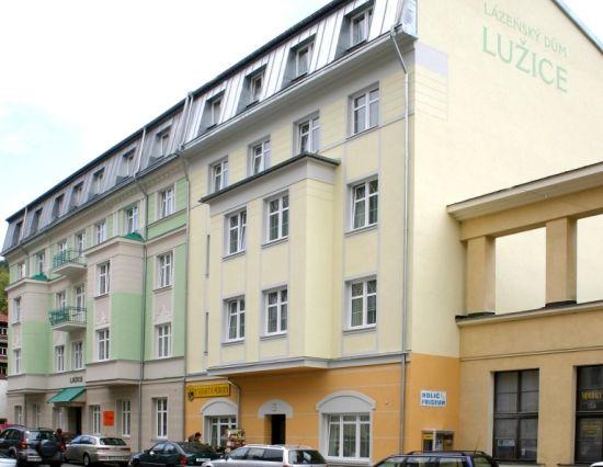Hotel Esplanade Prag Parken
